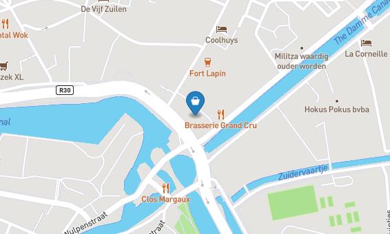 Massive Brugge Openingsuren - Fort Lapin 50
